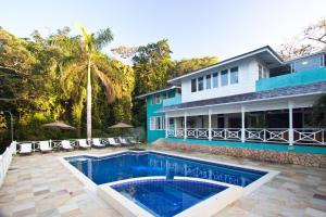 Kai Kala Four Bedroom Villa, Villas  Bantam Spring - big - 9