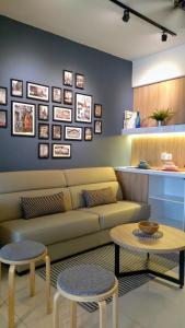 Evosoho Suite @ Bandar Baru Bangi, Apartmány  Kampong Sungai Ramal Dalam - big - 3