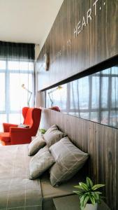 Evosoho Suite @ Bandar Baru Bangi, Apartmány  Kampong Sungai Ramal Dalam - big - 1