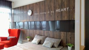 Evosoho Suite @ Bandar Baru Bangi, Ferienwohnungen  Kampong Sungai Ramal Dalam - big - 5
