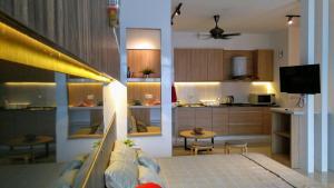 Evosoho Suite @ Bandar Baru Bangi, Apartmány  Kampong Sungai Ramal Dalam - big - 7