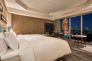 Panoramic Twin Room with Tokyo Tower View - Non-Smoking