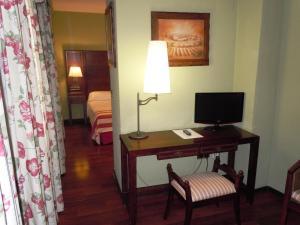 Hotel Urogallo, Hotely  Vielha - big - 42