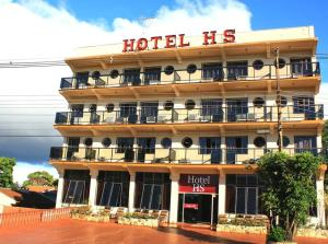 Hotel HS, Hotels  Foz do Iguaçu - big - 1