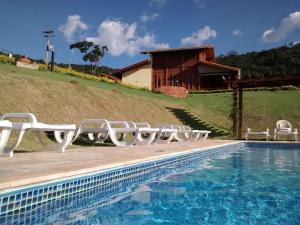 Pousada Chalés Harmonia, Guest houses  Piracaia - big - 28