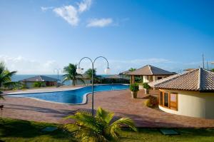 Chalé frente mar Recanto Zumbi, Lodges  Rio do Fogo - big - 7
