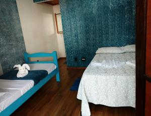 Xua Hostel Santos, Bed & Breakfasts  Santos - big - 33