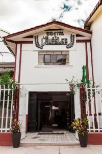 Hostal Los Laureles, Penziony  Calca - big - 38