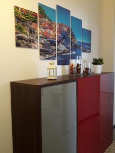 La casa per le Cinque Terre, Apartmány  La Spezia - big - 16