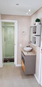 IDP204- APARTAMENTO DE 2 DORMITORIOS NO INGLESES, Apartments  Florianópolis - big - 19
