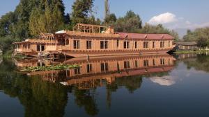 Houseboat Palace Heights, Hotels  Srinagar - big - 11