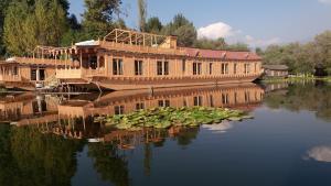 Houseboat Palace Heights, Hotels  Srinagar - big - 13
