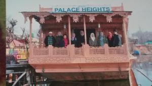 Houseboat Palace Heights, Hotels  Srinagar - big - 15