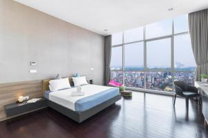 Christina's Hanoi - Lancaster City Living, Apartmány  Hanoj - big - 71
