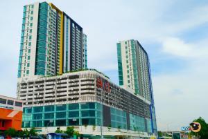 EVO SOHO Bangi, Apartments  Kampong Sungai Ramal Dalam - big - 4