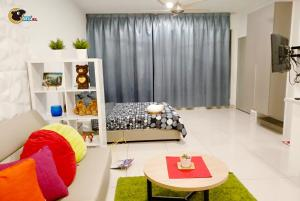 EVO SOHO Bangi, Apartments  Kampong Sungai Ramal Dalam - big - 5