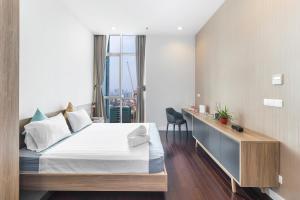 Christina's Hanoi - Lancaster City Living, Apartmány  Hanoj - big - 77
