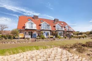 _Beach House Im Tal_ App_ 1, Apartmány  Wenningstedt - big - 23