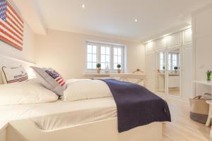 _Beach House Im Tal_ App_ 1, Apartmány  Wenningstedt - big - 26