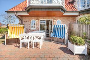 _Beach House Im Tal_ App_ 1, Apartmány  Wenningstedt - big - 31
