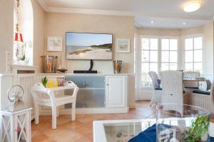 _Beach House Im Tal_ App_ 1, Apartmány  Wenningstedt - big - 32