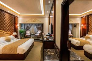 Golden Inn Hotel, Hotel  Il Cairo - big - 10