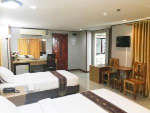 Apartmá Junior s manželskou postelí nebo oddělenými postelemi