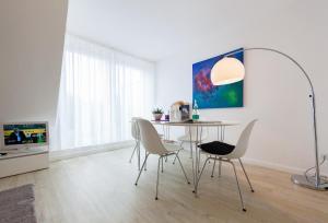 _Badezeit_, Apartmány  Wenningstedt - big - 27