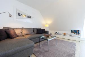 Badezeit, Apartmány  Wenningstedt - big - 29