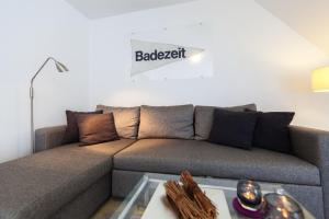 Badezeit, Apartmány  Wenningstedt - big - 30