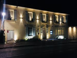 Hôtel Les Fleurs, Hotely  Pontaubert - big - 34