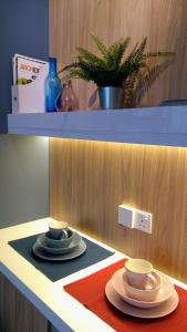 Evosoho Suite @ Bandar Baru Bangi, Apartmány  Kampong Sungai Ramal Dalam - big - 8