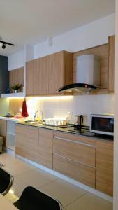 Evosoho Suite @ Bandar Baru Bangi, Apartmány  Kampong Sungai Ramal Dalam - big - 10
