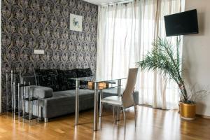 Luxury studio with terrace