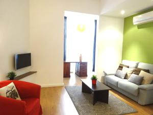 Two-Bedroom Apartment - First Floor