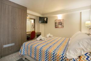 Hotel Life, Hotely  Herakleion - big - 151