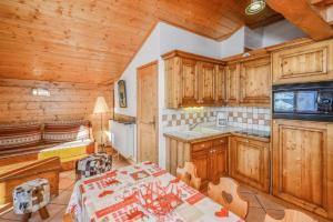 Maeva Particuliers Residence Les Alpages de Reberty, Appartamenti  Les Menuires - big - 26
