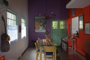 Casa Lumar, Проживание в семье  Парати - big - 3