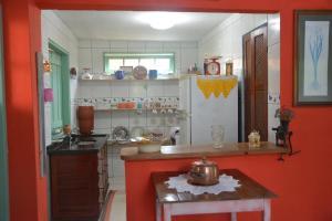 Casa Lumar, Проживание в семье  Парати - big - 4