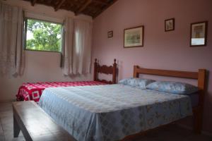 Casa Lumar, Проживание в семье  Парати - big - 5