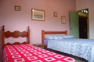 Casa Lumar, Проживание в семье  Парати - big - 6
