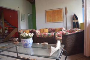 Casa Lumar, Проживание в семье  Парати - big - 12