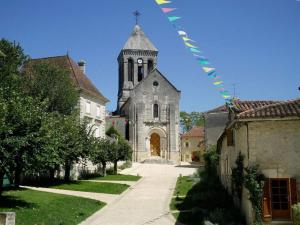 Au Pied du Chateau, Ferienhäuser  Bourdeilles - big - 19