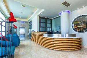 Porto Marine Hotel, Hotely  Platamonas - big - 75