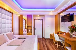 Porto Marine Hotel, Hotely  Platamonas - big - 16