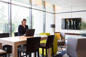 Courtyard by Marriott Toulouse Airport, Hotels  Toulouse - big - 33