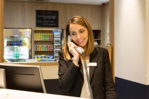 Courtyard by Marriott Toulouse Airport, Hotels  Toulouse - big - 32