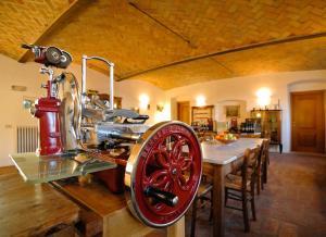 Tenuta Le Sorgive Agriturismo, Farmy  Solferino - big - 34