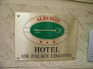 Hotel Air Palace Lingotto, Отели  Турин - big - 85