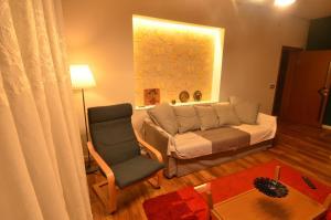 Villa Berberi, Апартаменты  Тирана - big - 52